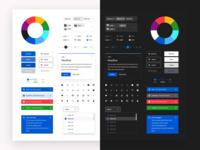 Design System  (Canvas Ui Kit)