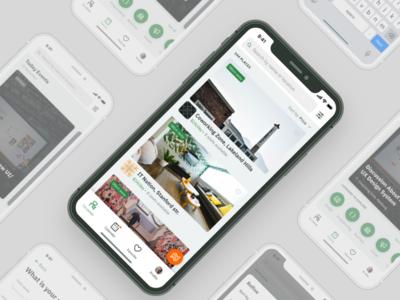 App design experience