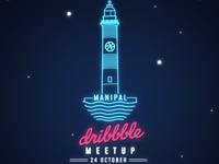 Dribbble Meetup - Manipal 2018
