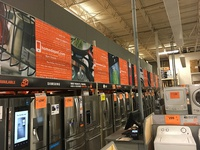 The Home Depot Showroom Banners