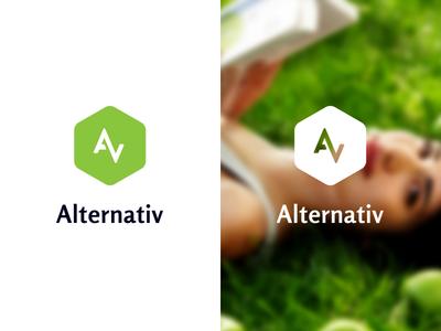 Alternativ logo