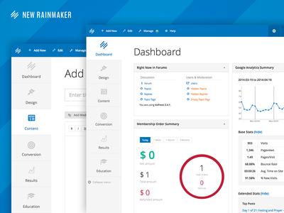 Rainmaker Platform UI