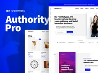Authority Pro Theme