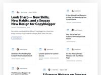 Copyblogger Blog Archive