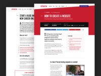 BlogTyrant.com Redesign