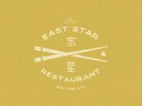 East Star Restaurant Logo