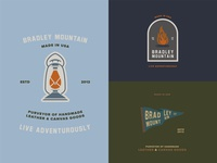 Bradley Mountain Badges