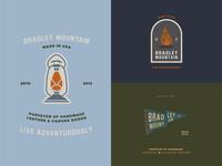 Bradley Mountain Badges