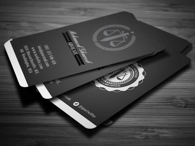 Creative lawyer business card 4 by mohamed dribbble creative lawyer business card 4 reheart Choice Image