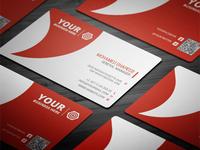 Creative Corporate Business Card 13