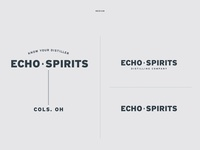 Echo Spirits Distilling Identity Elements
