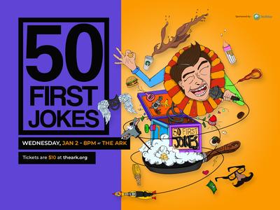 50 First Jokes