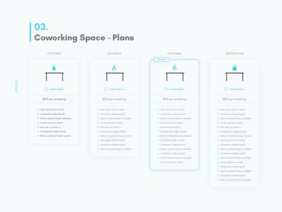 LIKUID | Pricing Plans Design