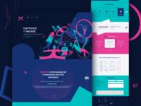 Mersiva - Complete Website Design