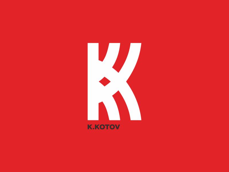 Kir Kotov Monogram kotov kir logo monogram