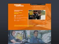 Website Homepage: Motorista Consciente