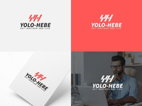 Yello Hebe Logo Design