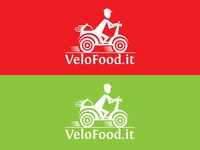 VeloFood.It Logo Design