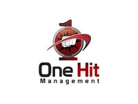 One Hit Management Logo Design