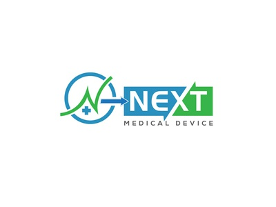 Next Medical Device Logo Design