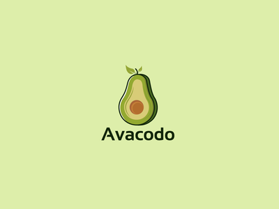 Avacodo logo deisgn