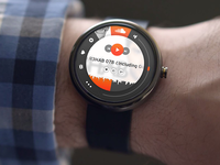 Android Wear - Soundcloud
