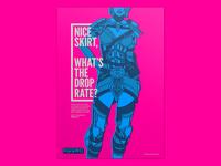 Aggro - Poster 03 / nice Skirt