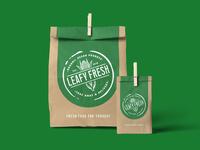 Leafy Fresh - Bag