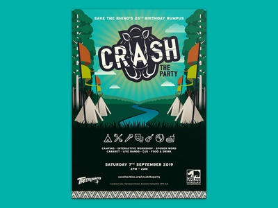 Crash The Party - Poster