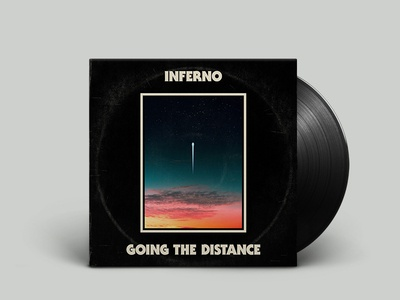 Inferno - Going the Distance Album Cover