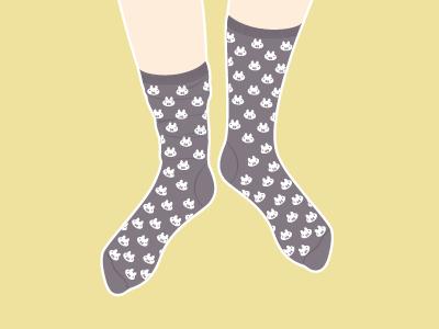 Rabbit socks