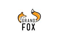 GrandFox logo