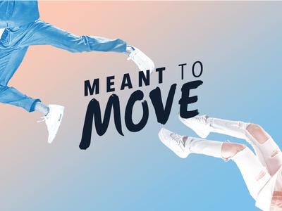 Meant To Move Dance Studio Logo