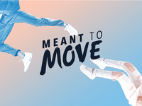 Meant To Move Dance Studio Logo