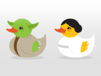 Star Ducks