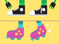 Monsters Footwear