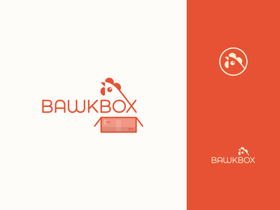 BawkBox Brand Identity icon design brand identity visual  identity logotype widget branding vector logo