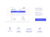 Cortico web design user interface product design software design cortico visual identity website illustration branding graphic  design web vector ux icon design product