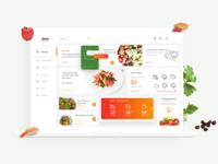 Full Food Dashboard Ekemini Mark