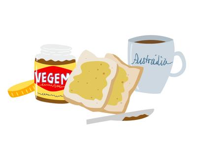 An Austrailian Breakfast