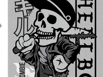 Lets Kill art vector design illustration