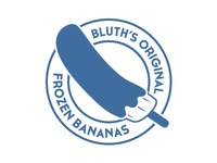 Bluthe's Original Frozen Banana 1