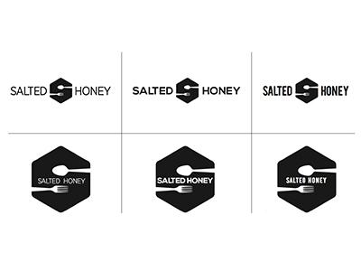 Salted Honey Vector Logos 2