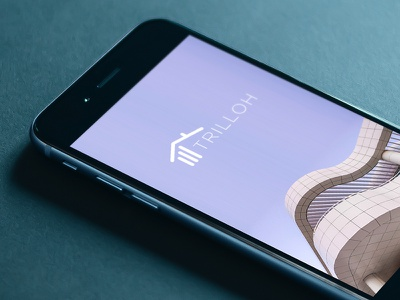 Trilloh interface interaction user experience iphone mobile app real estate ui ux