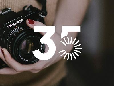 35mmemories lifestyle 35mm camera film branding logo