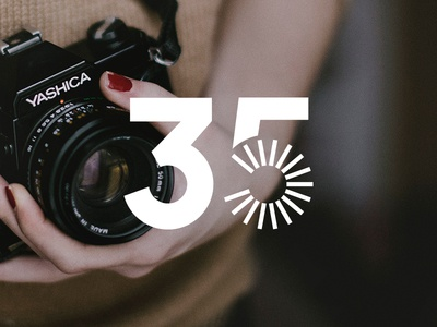 35mmemories lifestyle 35mm camera film branding logo
