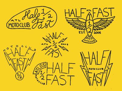 Rough Logos