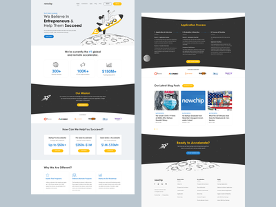 Landing page for a Business consulting company clean luxury minimal landing page graphic design entrepreneur consulting startup business company web design website ui ux