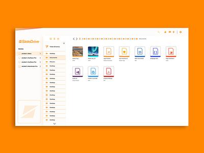 File Management Dashboard dashboard app mockup user interface dashboard ui dashboard ui