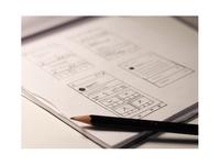 Wireframe Process Sketch